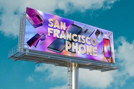 Bannière san fransisco phone