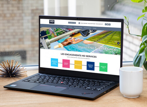 HD Services, Agence de communication